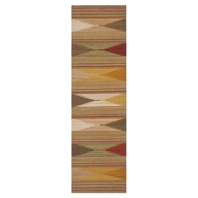 Navajo Kilim Natural / Multi Rug
