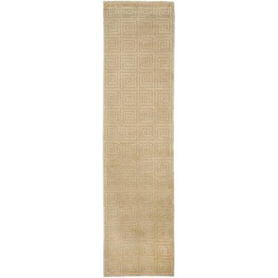 Safavieh Tibetan Greek Key Ivory Rug