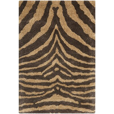 Safavieh Soho Black/Gold Rug