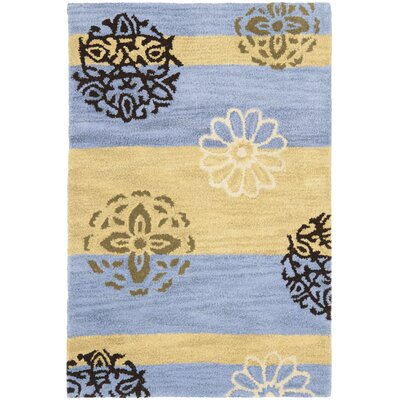 Safavieh Soho Gold/Blue Rug