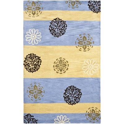 Safavieh Soho Gold/Blue Rug