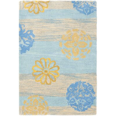 Safavieh Soho Blue/Multi Stripe Rug