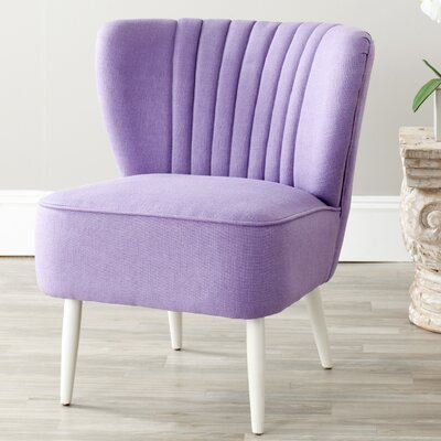 Safavieh Felicity Fabric Slipper Chair