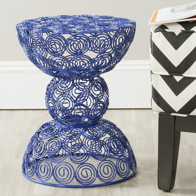 Safavieh Fox Leila Iron Wire Stool
