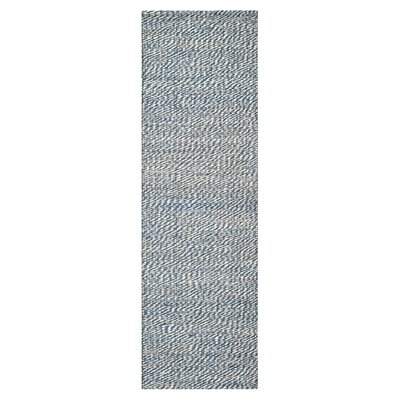 <strong>Safavieh</strong> Natural Fiber Blue / Ivory Rug