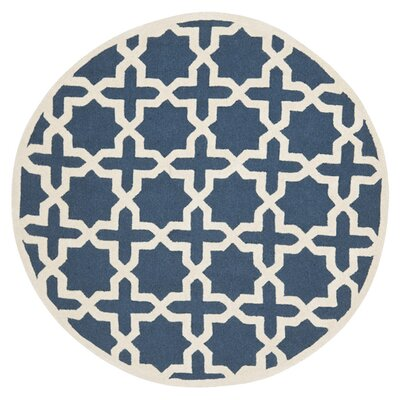 Safavieh Cambridge Navy Blue / Ivory Rug