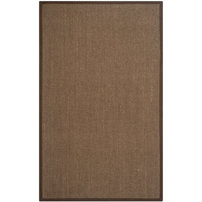 Safavieh Natural Fiber Brown/Brown Rug