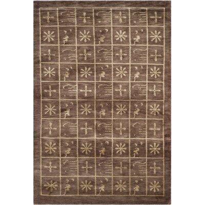 Safavieh Tibetan Plum Pictogram Rug