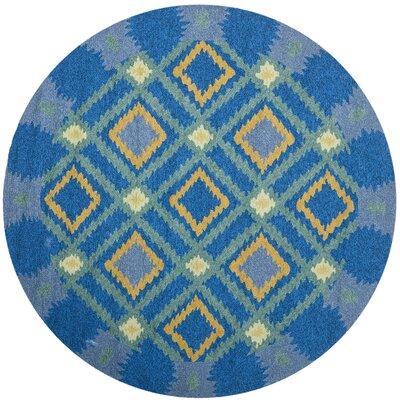 Safavieh Four Seasons Indigo / Yellow Rug