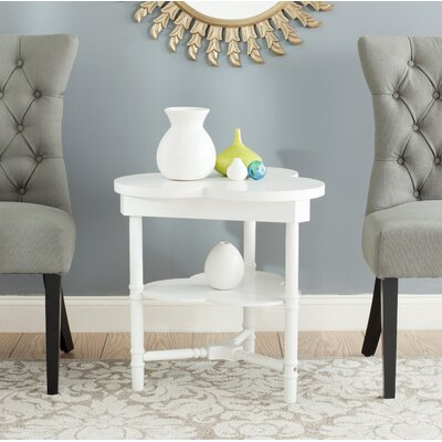 Safavieh Clover End Table