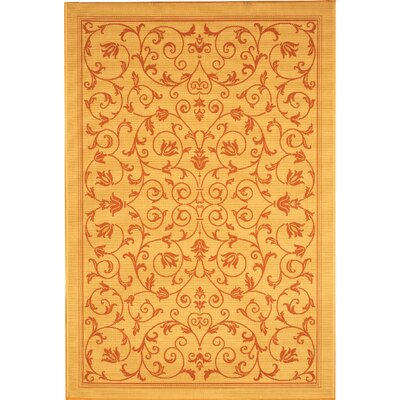 Courtyard All Over Vine Outdoor Rug