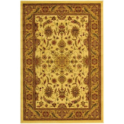 Safavieh Lyndhurst Cream/Tan Rug