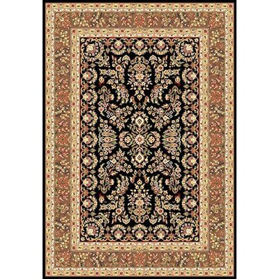 Lyndhurst Black/Tan Rug