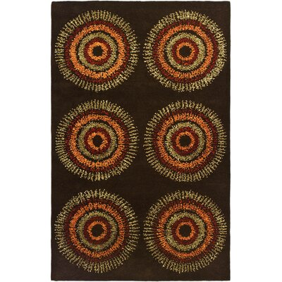 Safavieh Soho Brown/Gold Rug