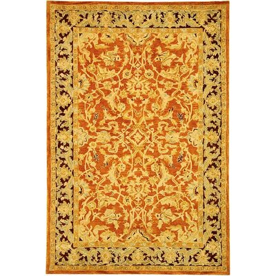 Anatolia Rust/Brown Rug