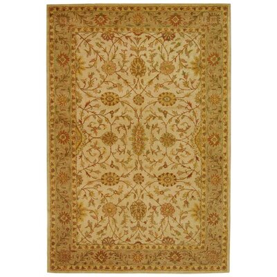 Safavieh Antiquities Ivory/Light Green Rug