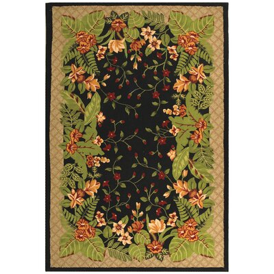 Berkeley Black Rug