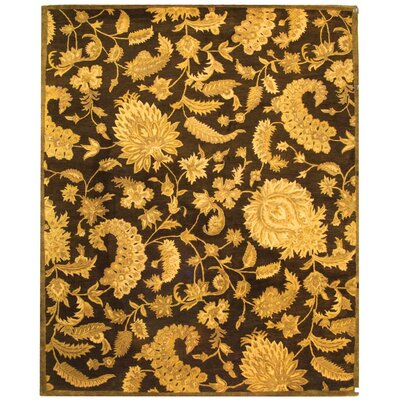 Safavieh Classic Dark Brown Bakhtiari Rug