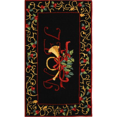 Safavieh Chelsea Black Novelty Rug