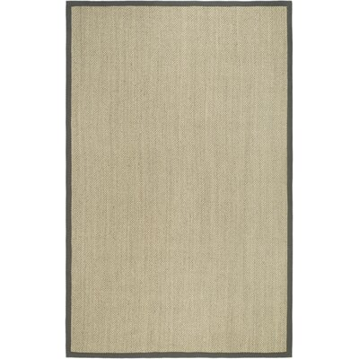 Safavieh Natural Fiber Marble/Gray Rug