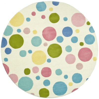 Safavieh Soho Pastel Circle Kids Rug