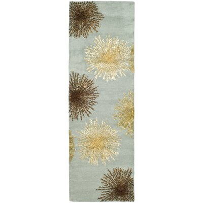 Safavieh Soho Light Blue/Multi Rug