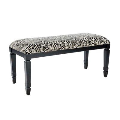 Hokku Designs Duncan Upholstered Bench | Wayfair
