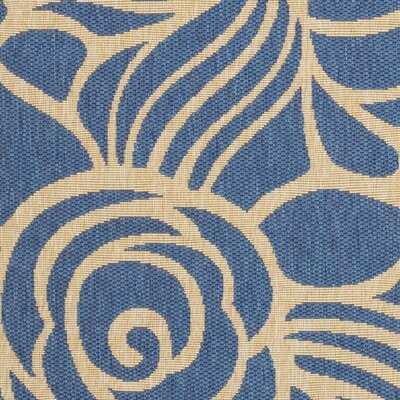 Safavieh Courtyard Blue/Beige Rug