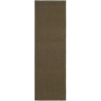Safavieh Natural Fiber Brown/Brown Rug