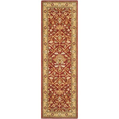 Safavieh Tuscany Red Rug