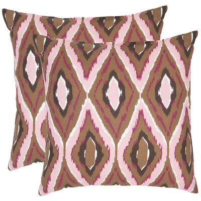 Safavieh Tristan Cotton Decorative Pillow (Set of 2)