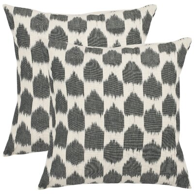 Penelope Cotton Decorative Pillow (Set of 2)