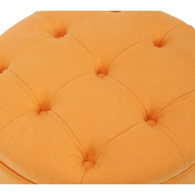 Safavieh Evelyn Cotton Ottoman