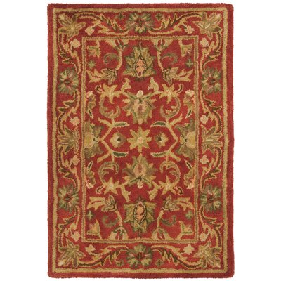 Antiquities Majesty Red Rug