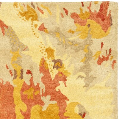 Safavieh Soho Beige/Orange Rug