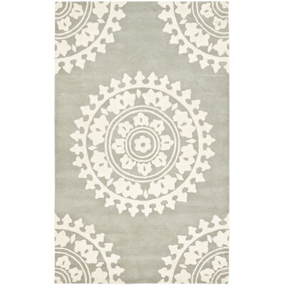 Safavieh Soho Light Grey/Ivory Rug