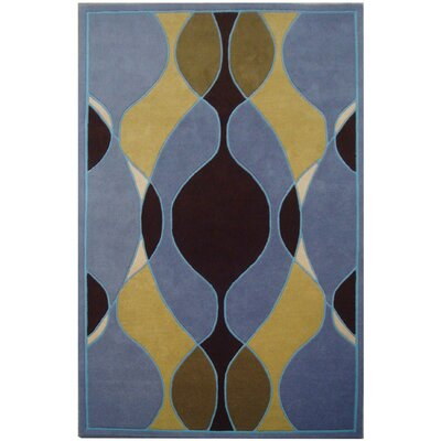 Safavieh Soho Blue/Multi Swirl Rug