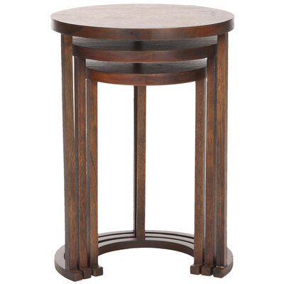 Safavieh Tucker 3 Piece Nesting Tables