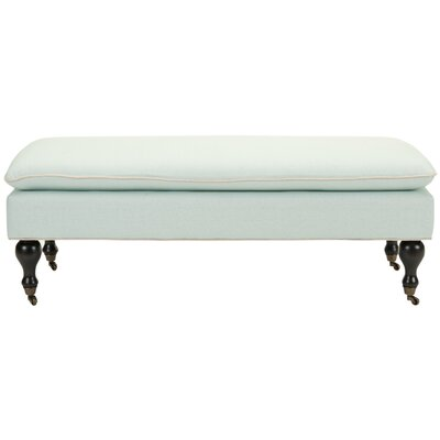 Safavieh Maggie Robins Egg Pillowtop Bench