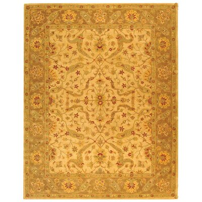 Antiquities Ivory / Brown Rug
