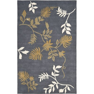 Soho Dark Grey Rug