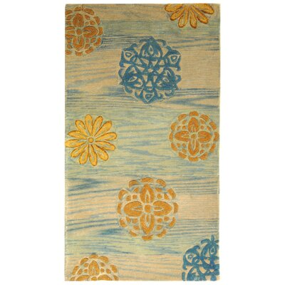 Safavieh Rodeo Drive Blue/Multi Rug