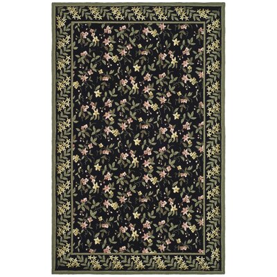 Safavieh Wilton Black / Green Rug
