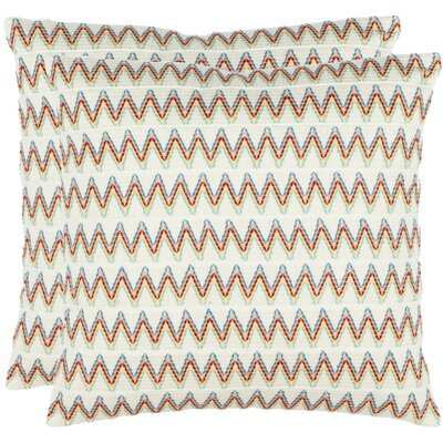 Safavieh Logan Polyester Decorative Pillow (Set of 2)