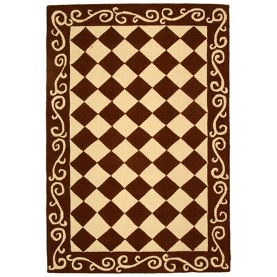 Safavieh Chelsea Brown/Ivory Rug