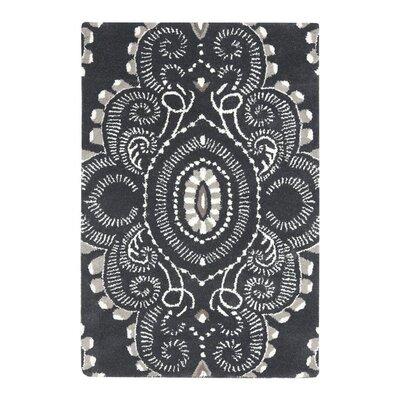 Safavieh Wyndham Dark Grey / Ivory Rug