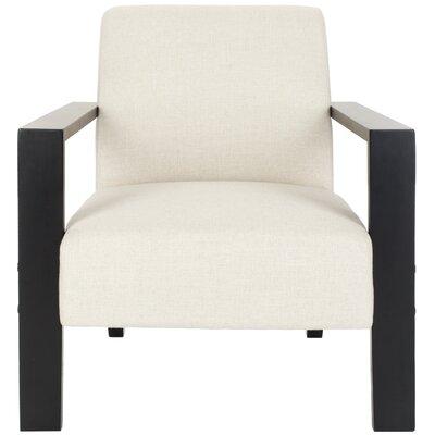 Safavieh Jenny Fabric Lounge Chair
