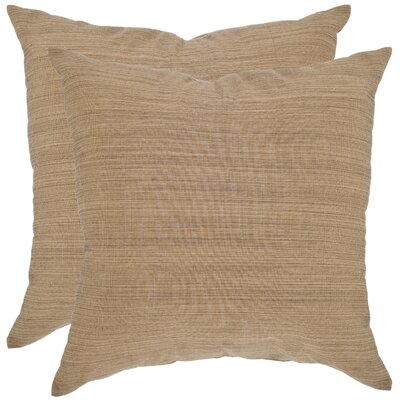 Safavieh Lincoln Polyester Decorative Pillow (Set of 2)