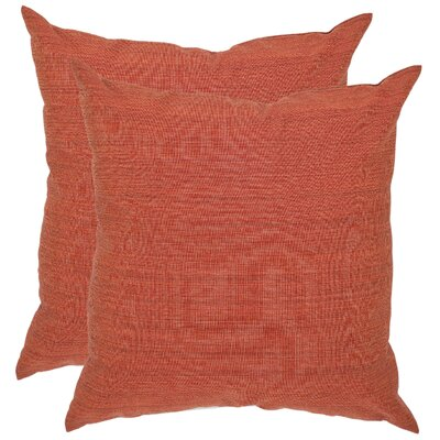 Valentina Polyester Decorative Pillow (Set of 2)