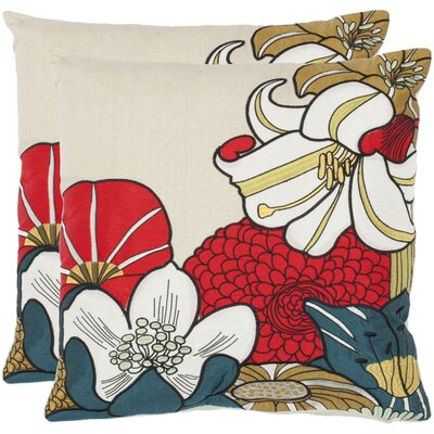 Safavieh Jett Cotton Decorative Pillow (Set of 2)